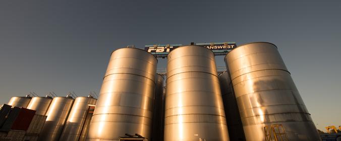 About FBT Transwest - Bulk Liquid Storage