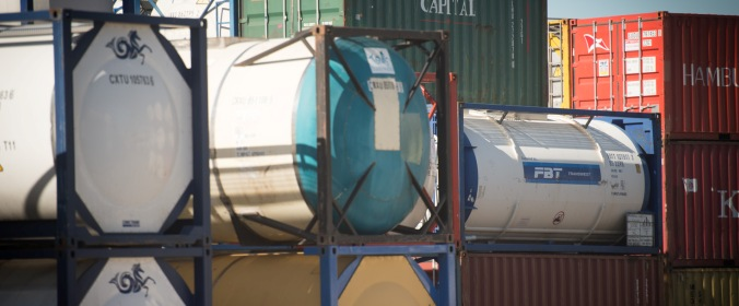 Liquid Storage Tank-Containers